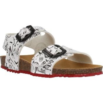 Zapatos Niño Sandalias Garvalin 202472 Blanco