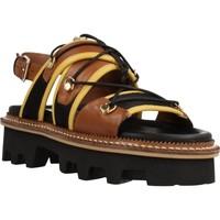 Zapatos Mujer Sandalias Elvio Zanon EL0901X Marron