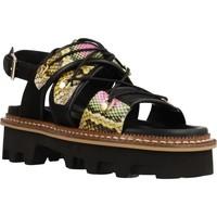 Zapatos Mujer Sandalias Elvio Zanon EL0901X Negro