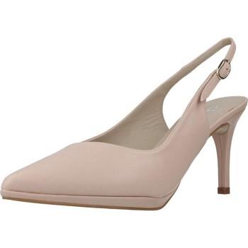 Zapatos Mujer Zapatos de tacón Argenta 5523 3 Beige