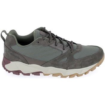 Zapatos Zapatillas bajas Columbia Ivo Trail Kaki Gris