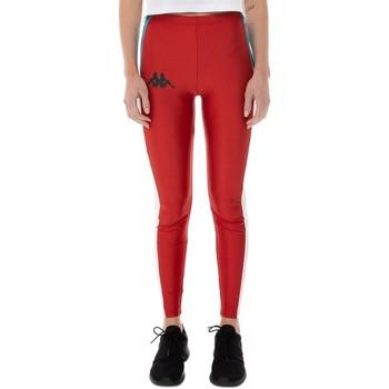 textil Mujer leggings Kappa CARPIN Rojo