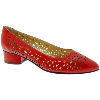 Zapatos Mujer Zapatos de tacón Donna Soft DOSODS0707ro rosso