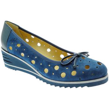 Zapatos Mujer Bailarinas-manoletinas Donna Soft DOSODS0770bl blu