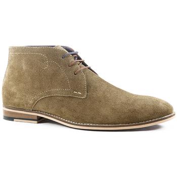 Zapatos Hombre Botas de caña baja Parodi Shoes SIDONIO Camel