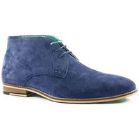 Zapatos Hombre Botas de caña baja Parodi Shoes SIDONIO Azul