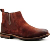 Zapatos Hombre Botas de caña baja Parodi Shoes PAUL Marrón