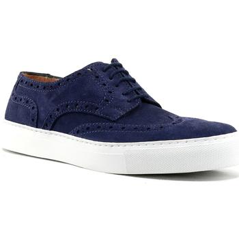Zapatos Hombre Derbie Parodi Shoes TIZIO Azul