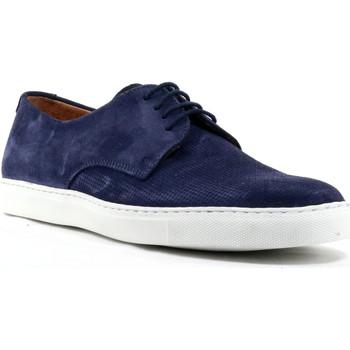 Zapatos Hombre Derbie Parodi Shoes ULISSE Azul