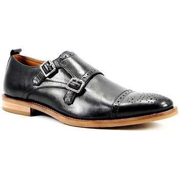 Zapatos Hombre Mocasín Parodi Shoes BARTOLO Negro