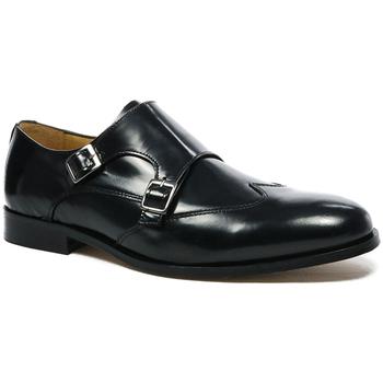 Zapatos Hombre Mocasín Parodi Shoes TURI Negro