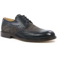 Zapatos Hombre Derbie Parodi Shoes DANTE Negro