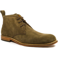 Zapatos Hombre Botas de caña baja Parodi Shoes URANIO Taupe