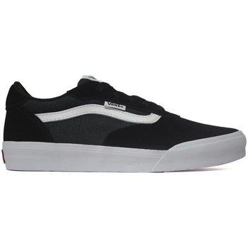 Zapatos Mujer Zapatillas bajas Vans Zapatillas  Palomar VN0A3WMXIJU1 Negro-Gris Negro