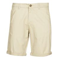 textil Hombre Shorts / Bermudas Jack & Jones JJWHITEPEPPER Beige