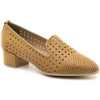 Zapatos Mujer Zapatos de tacón Moda Bella 11/1593 Beige
