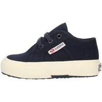 Zapatos Niños Zapatillas bajas Superga 2750S0005P0933 Azul