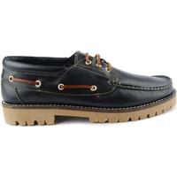 Zapatos Hombre Zapatos náuticos Riverty RIOS1000MAR Azul