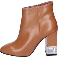 Zapatos Mujer Botines Albano BN981 marrón