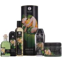 Belleza Tratamiento corporal Shunga Garden Edo Organic Collec Lote 5 Pz 5 u