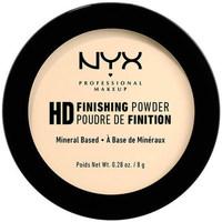 Belleza Mujer Colorete & polvos Nyx Hd Finishing Powder Mineral Based banana 8 Gr 8 g