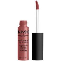 Belleza Mujer Pintalabios Nyx Soft Matte Lip Creamtoulouse