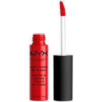 Belleza Mujer Pintalabios Nyx Soft Matte Lip Cream amsterdam