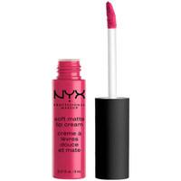 Belleza Mujer Pintalabios Nyx Soft Matte Lip Cream prague