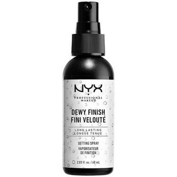 Belleza Mujer Colorete & polvos Nyx Dewy Finish Setting Spray  60 ml
