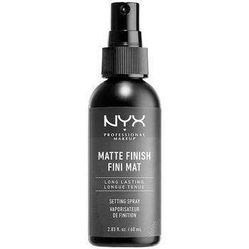 Belleza Mujer Fijadores Nyx Matte Finish Setting Spray  60 ml