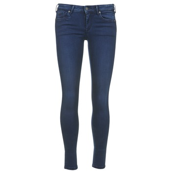 textil Mujer Pantalones cortos Pepe jeans LOLA Azul / Oscuro