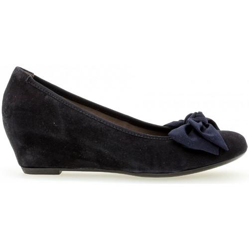 Zapatos Mujer Zapatos de tacón Gabor 45.361/16T36-3.5 Azul