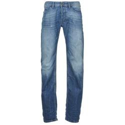 textil Hombre vaqueros rectos Diesel SAFADO Azul / Medium