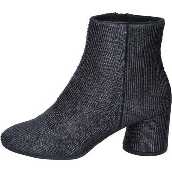 Zapatos Mujer Botines Elvio Zanon botines textil negro