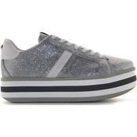 Zapatos Mujer Zapatillas bajas Apepazza S0ICIWPLUS01/GLT Plata