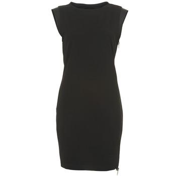 textil Mujer vestidos cortos Diesel D-ANNINA Negro