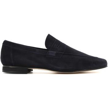 Zapatos Hombre Mocasín Antica Cuoieria 20115-A-V07 Marrón