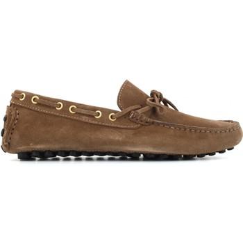 Zapatos Hombre Mocasín Antica Cuoieria 22057-B-V03 Otros