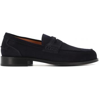 Zapatos Hombre Mocasín Antica Cuoieria 20279-M-V29 Marrón