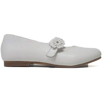 Zapatos Niña Derbie & Richelieu Bubble Bobble Merceditas Comunión  A2399 Blanco Blanco