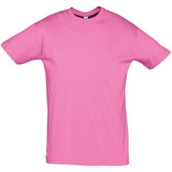 textil Hombre Camisetas manga corta Sols REGENT COLORS MEN Rosa