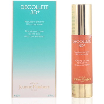 Belleza Mujer Hidratantes & nutritivos Jeanne Piaubert DECOLLETE 3D  PLUMPING UP CARE FOR THE BUST Multicolor