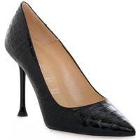Zapatos Mujer Zapatos de tacón Priv Lab COCCO NERO Nero