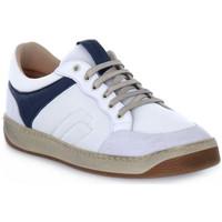 Zapatos Hombre Zapatillas bajas Frau TECNO WHITE Bianco