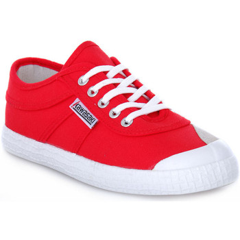 Zapatos Mujer Zapatillas bajas Kawasaki FIERY RED Rosso