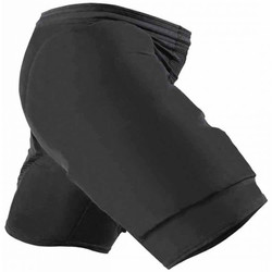 textil Pantalones Mcdavid Corta Hex Goalkeeper Black
