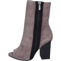 Zapatos Mujer Botines Marc Ellis BM22 gris