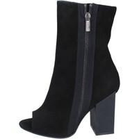 Zapatos Mujer Botines Marc Ellis BM23 negro