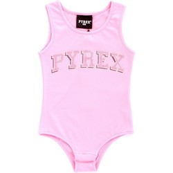 textil Niña Camisetas sin mangas Pyrex 024858 Rosa