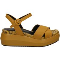 Zapatos Mujer Sandalias Adele Dezotti BORNEO E VITELLO giallo